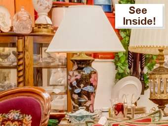 See Inside Colorado Antique Gallery