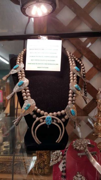 Native American Vintage Jewelry
