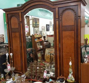 Antique Furniture Wardrobe