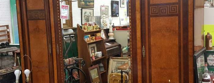 Antique Furniture Wardrobe