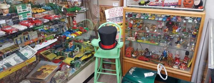 Antiques Toys and Collectibles